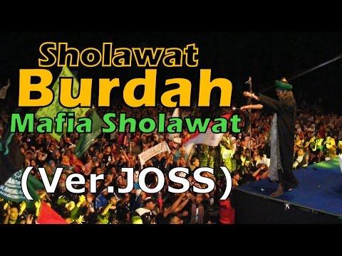 Sholawat Burdah JOSS Mafia Sholawat Gus Ali Gondrong semut ireng