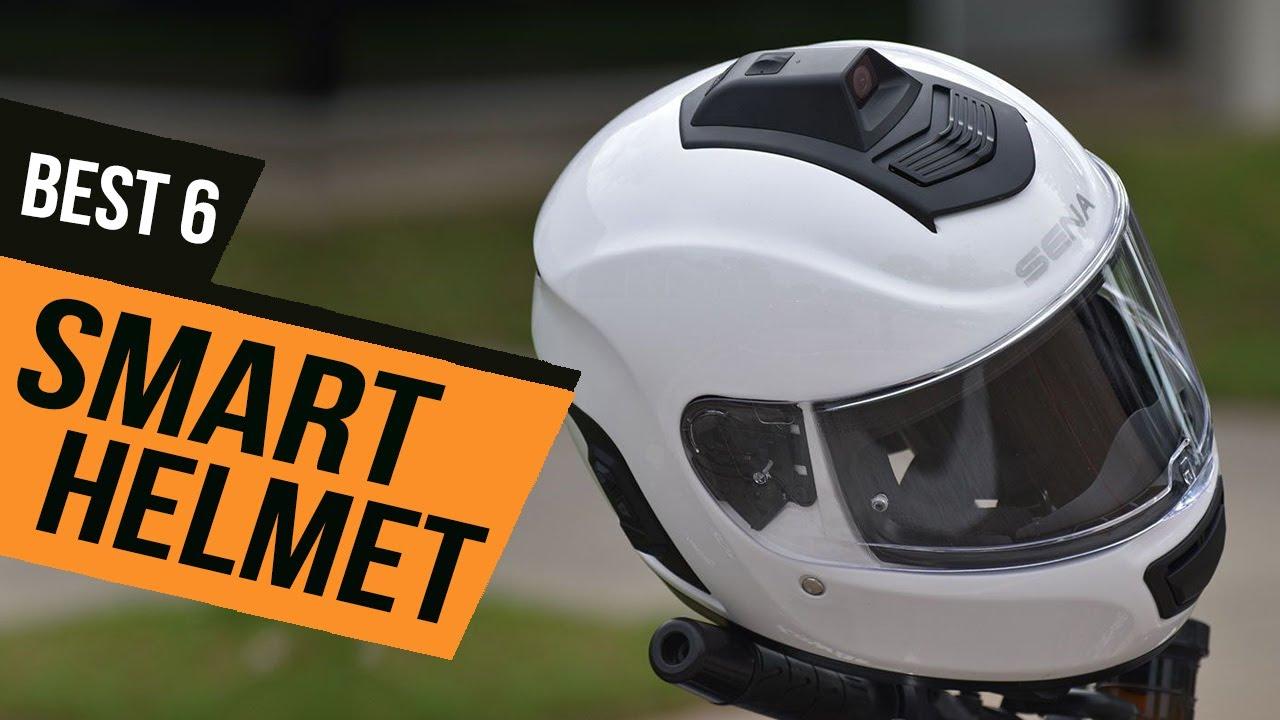 Top 6 Best Smart Helmet 2021 Motorcycle Helmets With Livemap Bluetooth Indicators More Youtube