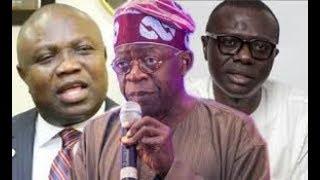 Jide Sanwo-Olu is under a spell while Tinubu & Ambode needs deliverance- - EGBEJI Oloogun
