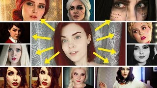 This Russian Teen Can Transform Herself Into Anyone!