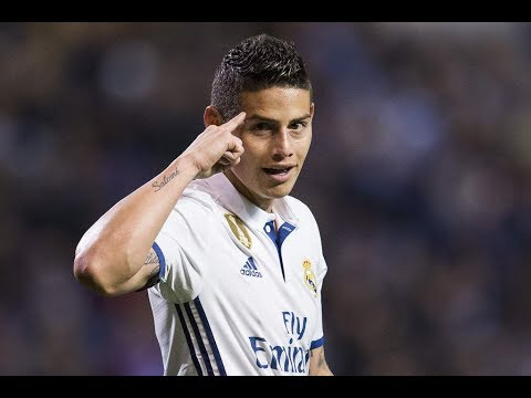 James Rodriguez [Rap] | Maltratándome | ¿Welcome to Manchester United? | Goals & Skills | 2017 ᴴᴰ