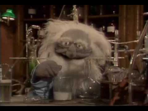Muppet Show. Old Sicientist - Time in a Bottle (s02e07)