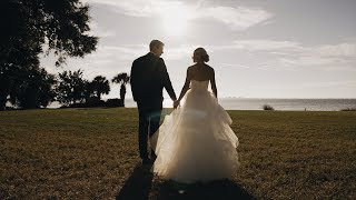Powel Crosley Estate Sarasota Destination Wedding | Emotional Letters and Vows will make you cry