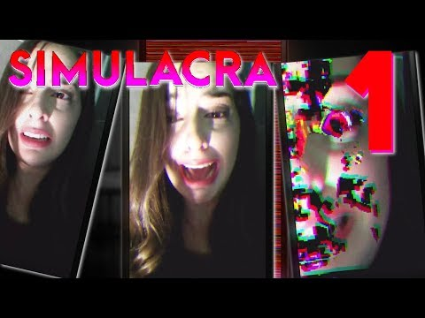 SIMULACRA - SARA IS MISSING SEQUEL, Manly Let's Play [ 1 ]