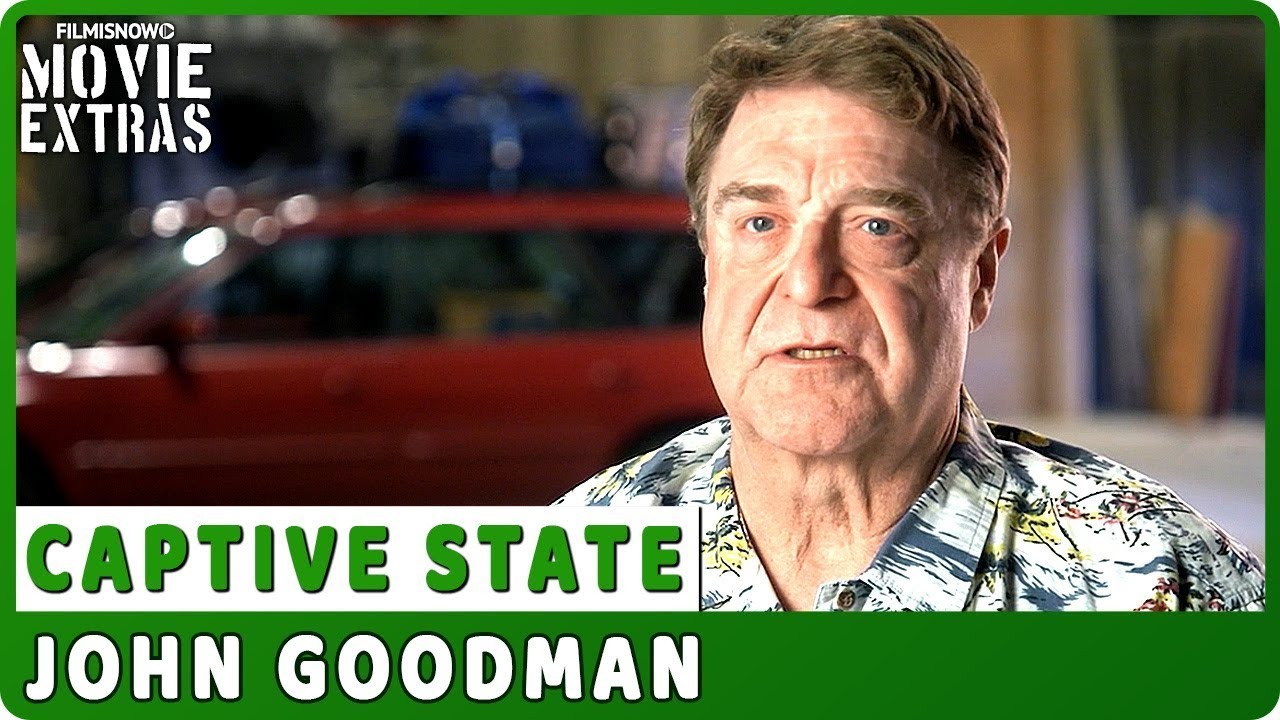 CAPTIVE STATE | On-set Interview with John Goodman