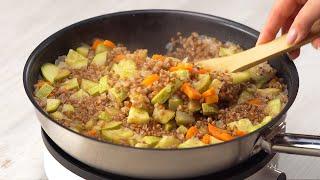 НОВЫЙ ВЗГЛЯД НА ГРЕЧКУ! 4 блюда, которые вам захочется готовить часто! Рецепты от Всегда Вкусно!