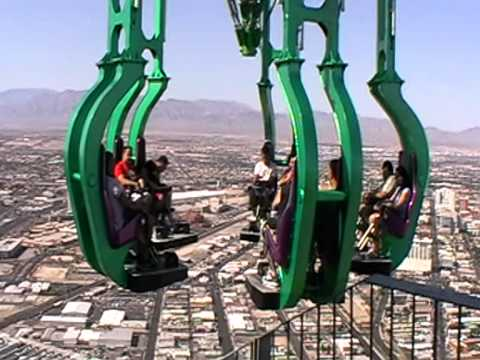 Stratesphere casino hotel tower cage isleta casino