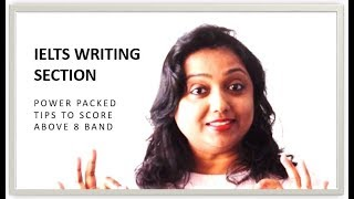 IELTS WRITING TIPS- SCORE ABOVE 8 BANDS