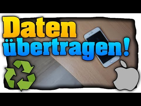 Daten von PC auf iPhone übertragen! (Kabellos) (Tutorial) (Deutsch)