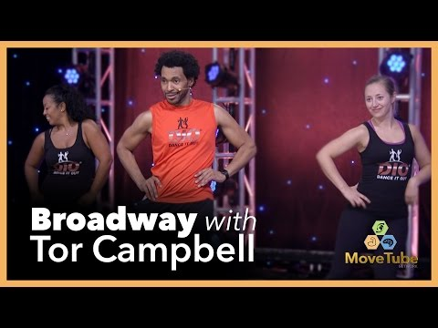 Fun Broadway Workout with Tor Campbell