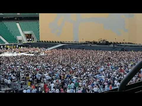 U2 Twickenham Sunday 9th July 2017 Part 1