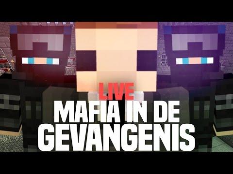 MAFIA IN DE GEVANGENIS!! LIVE!