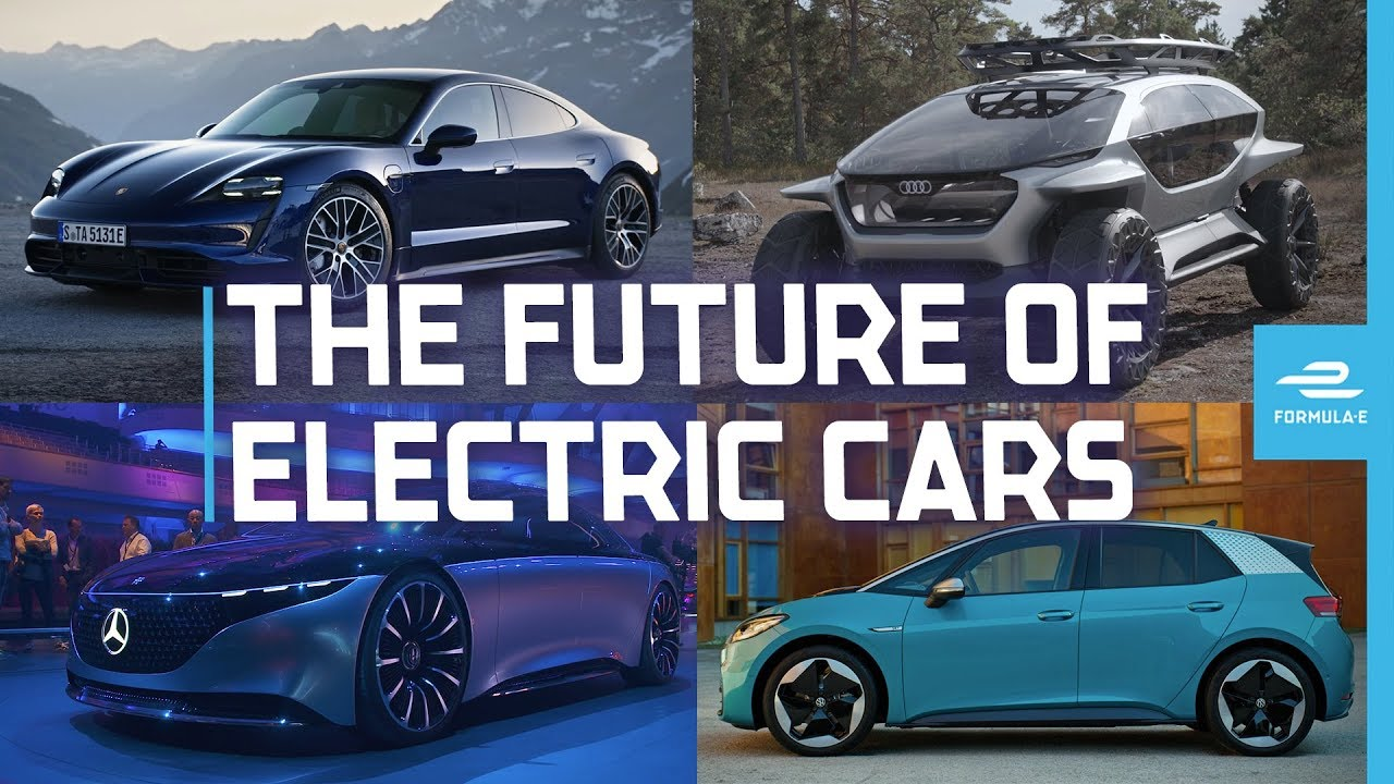 The Electric Cars Of The Future Are Already Here Youtube