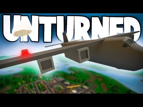 Unturned 3.15.10.0: ACID ZOMBIES & AIRDROPS! (Repair Walls, View Vehicle Health)