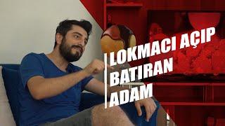 LOKMACI AÇIP BATAN ADAM - Röportaj Adam #01journos