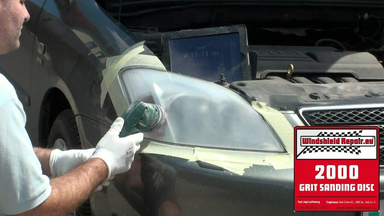 Toyota Corolla Headlight Glass