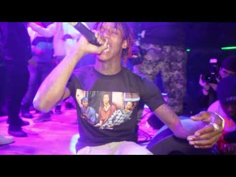 "Famous Dex ""Oh Man God Damn Tour"" At Toads Place In New Haven, CT @Clubblissbank"