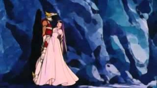 Seiya rescata a Saori