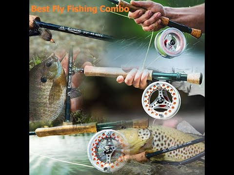 Best Fly Fishing Combo pack 2019