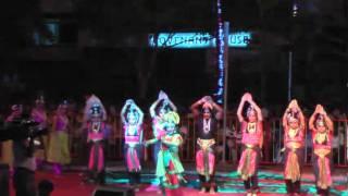 Deepavali UTSAV 2010 Singapore - Kalinga Narthanam