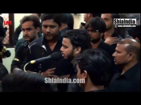 6th Rabi-Ul-Awwal Majlis at Magar Ki Bowli 1437-2015-16