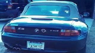 Fort Bragg Lemon Lot - 1999 BMW Z3 - Fort Bragg