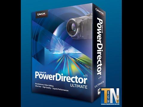 CyberLink PowerDirector 12 renderowanie filmu