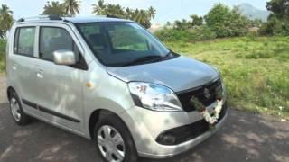 Maruti Suzuki Wagon R VXi Test Drive - CarBeam.com