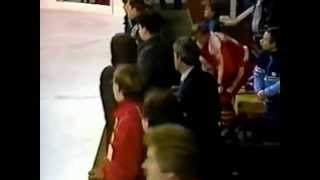 ДРАка 1987  WJHC  Final game   CAN vs  USSR