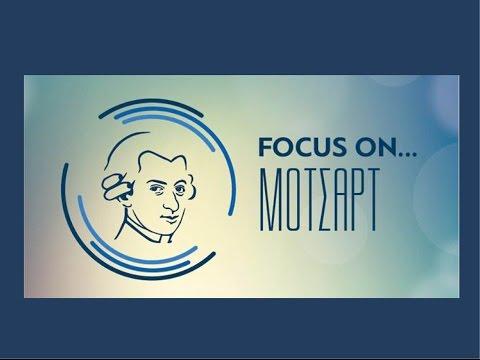 Focus on Mozart / Metropolitan Symphony Orchestra of Athens / Spot