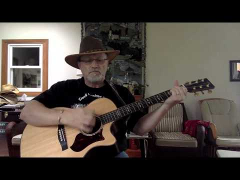 1637 -  I've Always Been Crazy -  Waylon Jennings cover with guitar chords and lyrics
