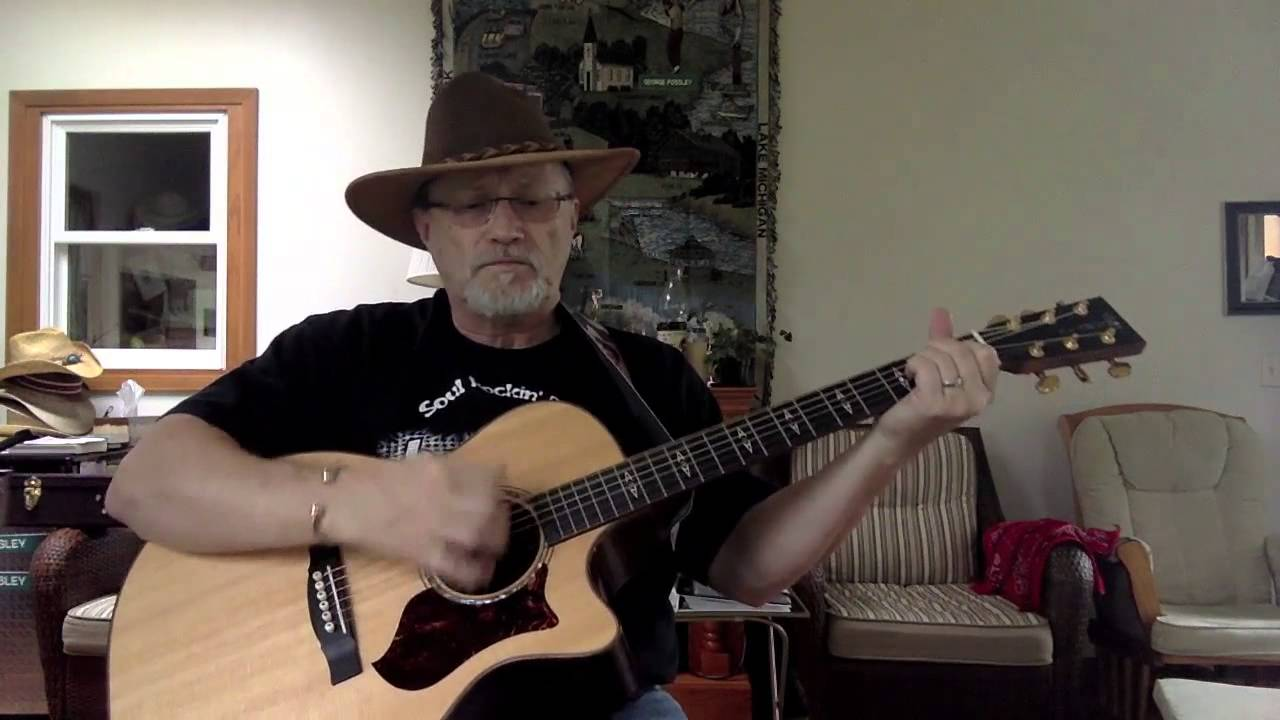 15   I've Always Been Crazy   Waylon Jennings cover with guitar chords  and lyrics