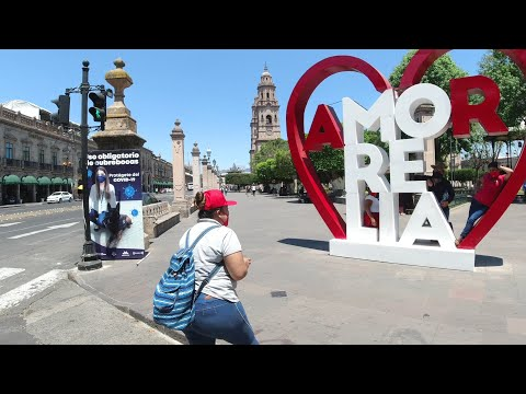 A Tour of Morelia, Mexico   The Heart of Michoacan