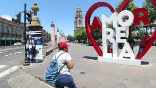 Exploring MORELIA, MEXICO | The Heart Of Michoacan