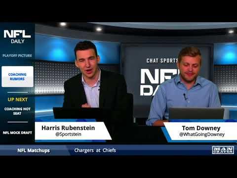 Latest NFL Coaching Rumors And Head Coach Hot Seat