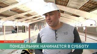 Республиканский субботник в Беларуси: как это было?