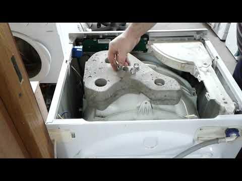 Самодельный ключ для снятия противовеса на стиральные машины Hotpoint Ariston и Indesit