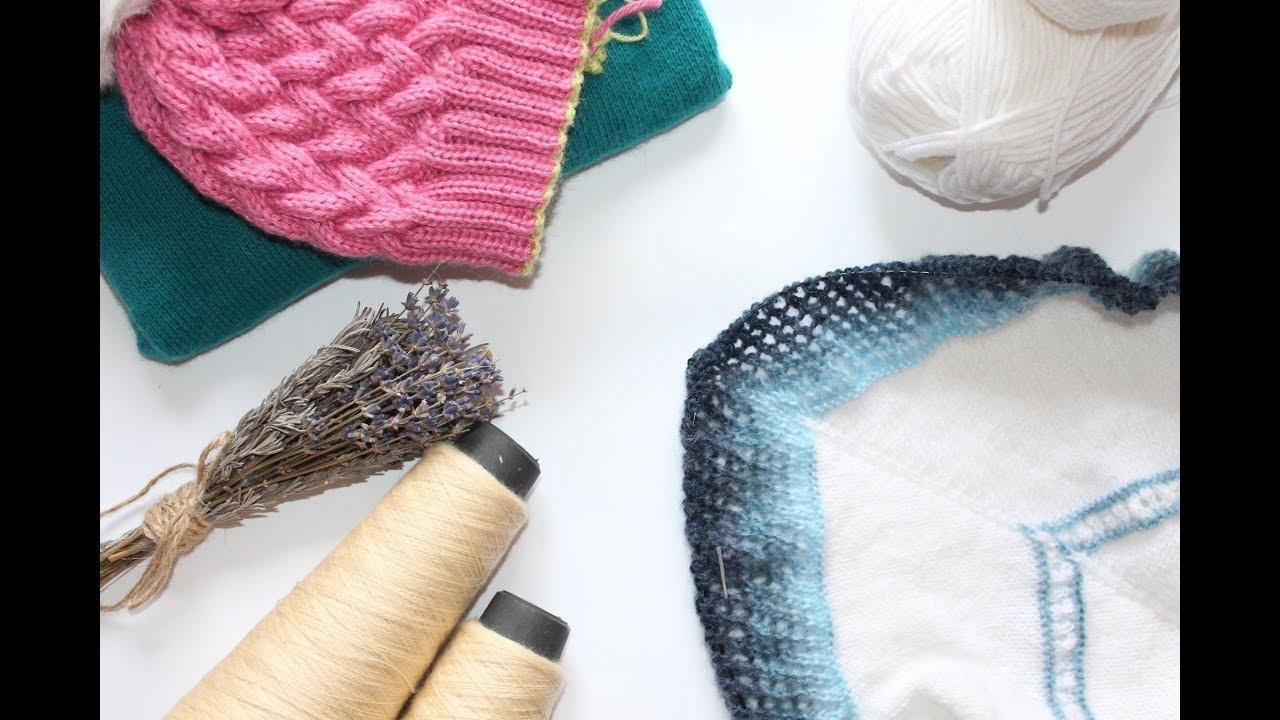 Модное вязание спицами : фото, тенденции 89