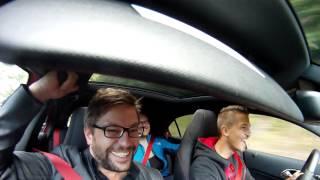 Mercedes Benz A45 AMG Test Drive High Speed Horror Probefahrt Verkäufer am Limit