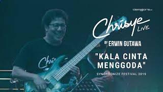 Download lagu CHRISYE LIVE - Kala Cinta Menggoda (Synchronize Festival 2019)