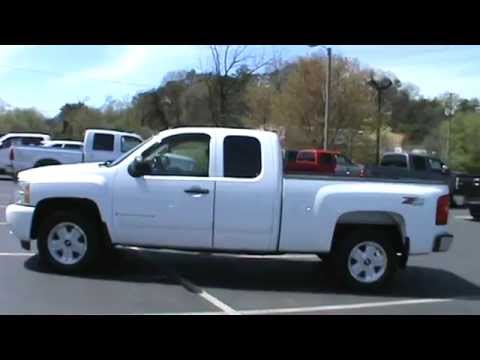 for sale 2007 chevy silverado 1500 lt z71 4x4 stk p6808 youtube. Black Bedroom Furniture Sets. Home Design Ideas