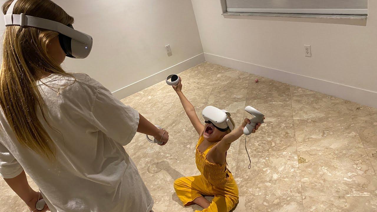 Among Us VR 360 #shorts