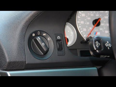 BMW E39 Auto Headlights Retrofit