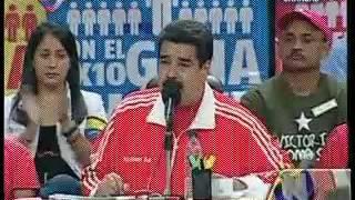 Maduro: Yo no me voy a entregar, bajo ninguna circunstancia