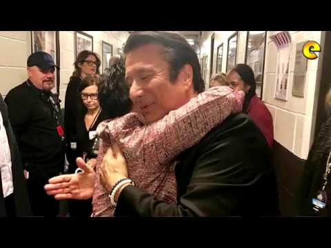 Arnel Pineda Meets Journey's Steve Perry For The First Time