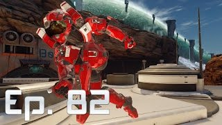 Halo 5 Funny and Lucky Moments Ep. 82