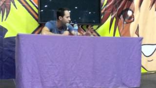 Video Philip Shahbaz (Altair) At the London  MCM Expo 2011 October (Part 1) download MP3, 3GP, MP4, WEBM, AVI, FLV Desember 2017