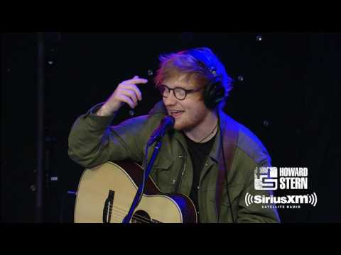 Ed Sheeran Reveals Original Lyrics to