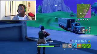 I couldn't even get one kill 🤦🏾♂️(fortnite)