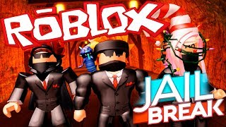 THE MAFIA VS POLICE ? JAILBREAK ROBLOX